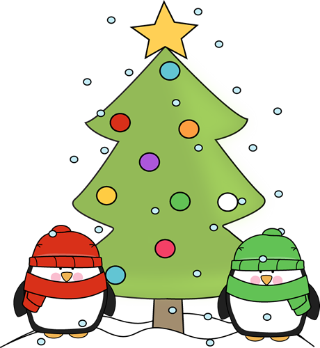 Christmas Penguins And Christmas Tree-Christmas Penguins and Christmas Tree-5