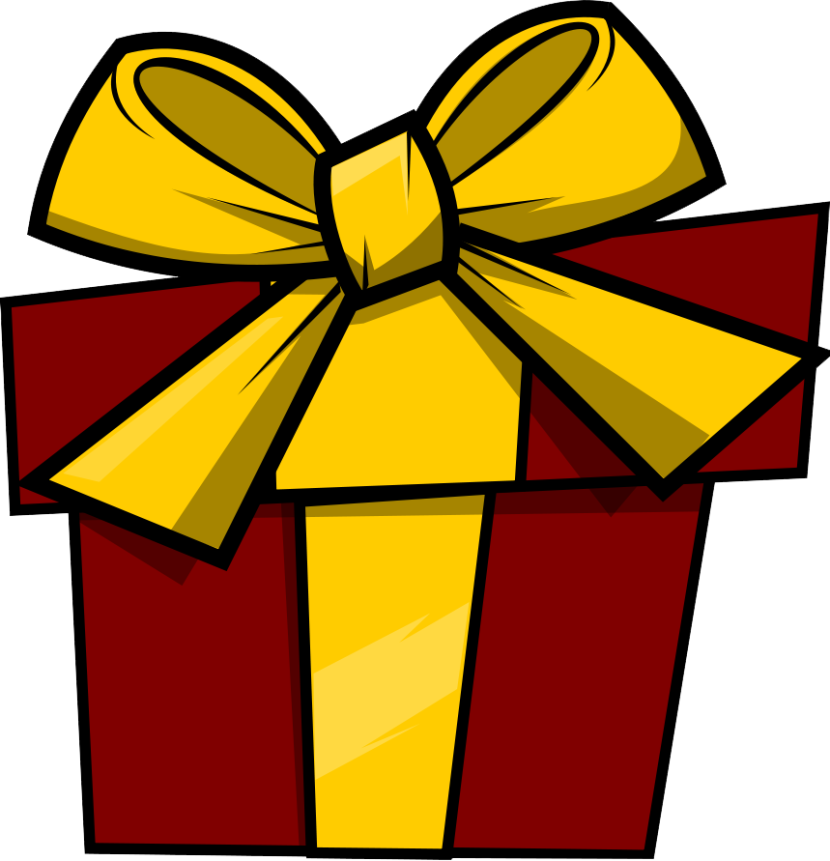 Christmas Present Clip Art Best Christma-Christmas Present Clip Art Best Christmas Moment Present Clipart-5