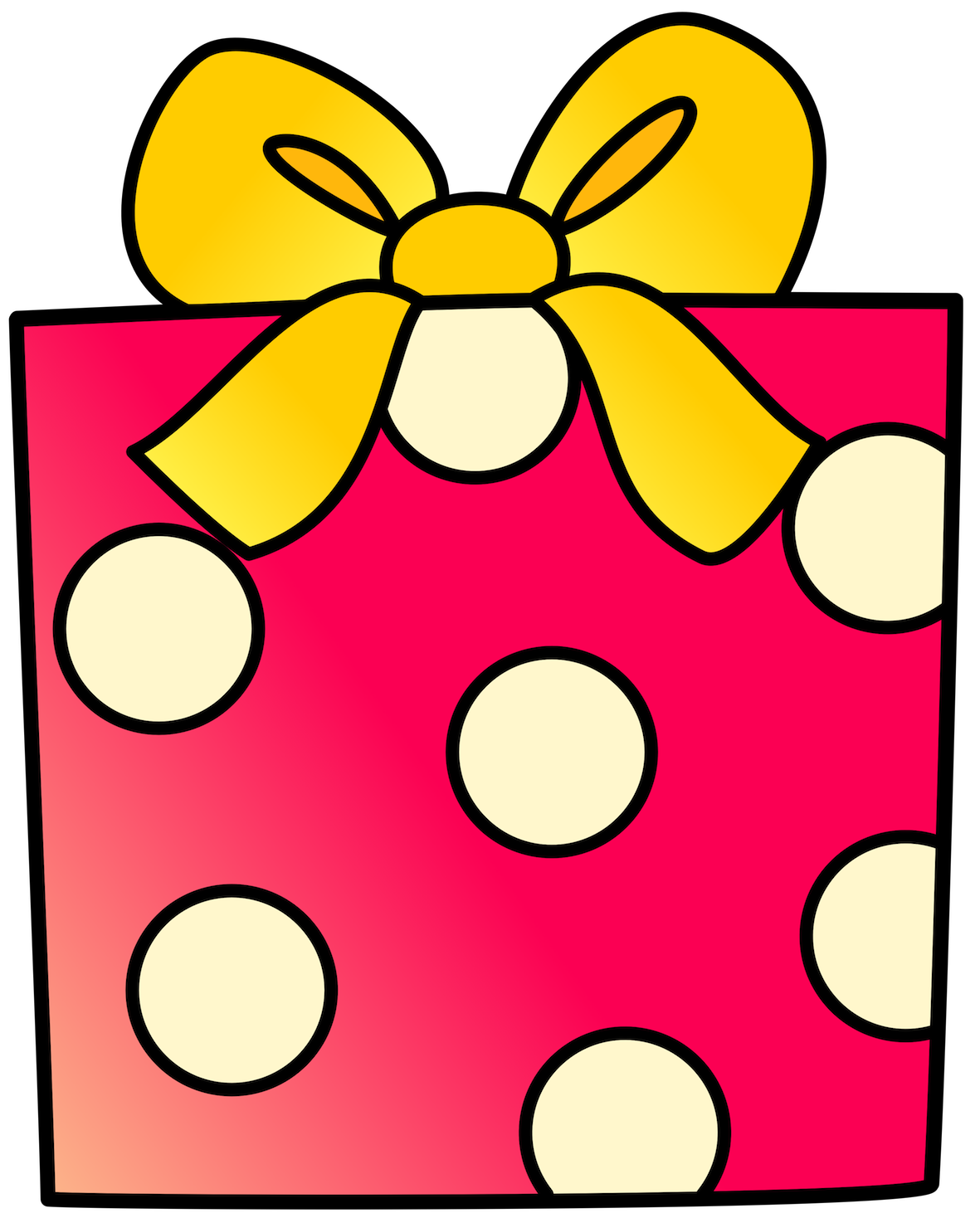 Christmas Present Clipart Free .-Christmas present clipart free .-9