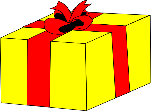 Christmas Presents Clipart - Clipart library