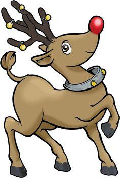 Christmas Reindeer-Christmas Reindeer-1