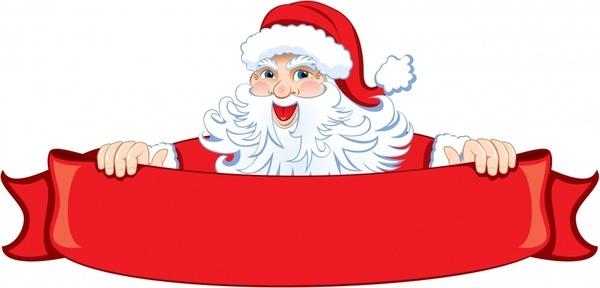 Christmas Santa Claus Vector-christmas santa claus vector-4