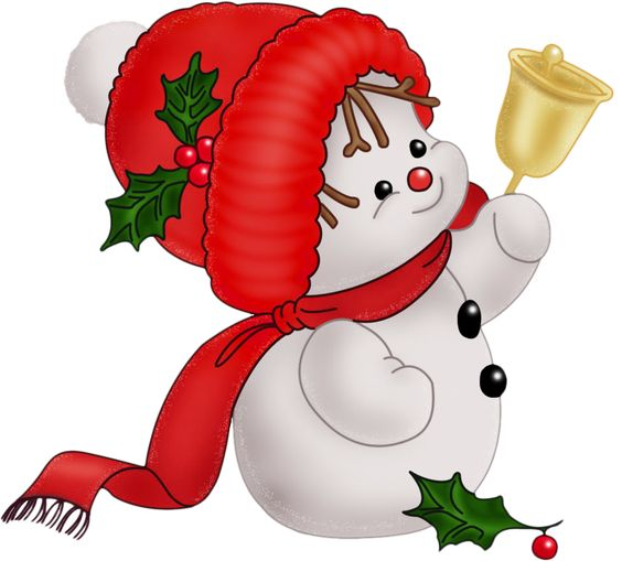 Christmas Snowman Clip Art Free - ClipArt Best