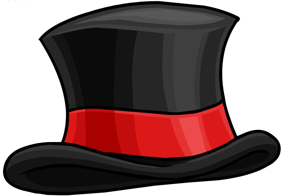 CHRISTMAS SNOWMAN HAT CLIP AR - Snowman Hat Clipart