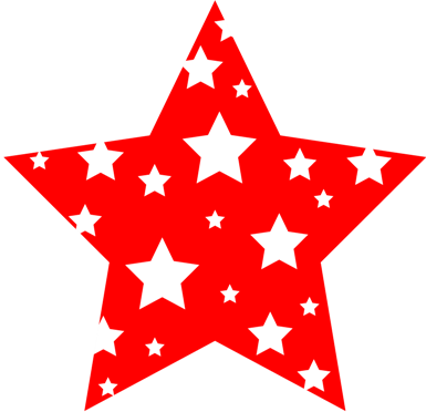 Christmas Star Clip Art | Clipart library - Free Clipart Images