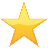 Christmas Star - Golden Star