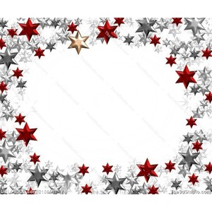 Christmas style frame with .