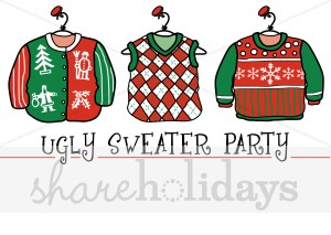 Ugly Christmas Sweaters Clipa