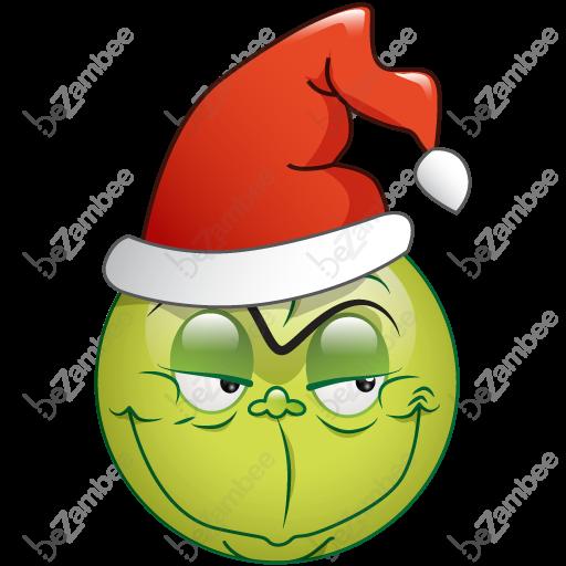 CHRISTMAS THE GRINCH CLIP ART