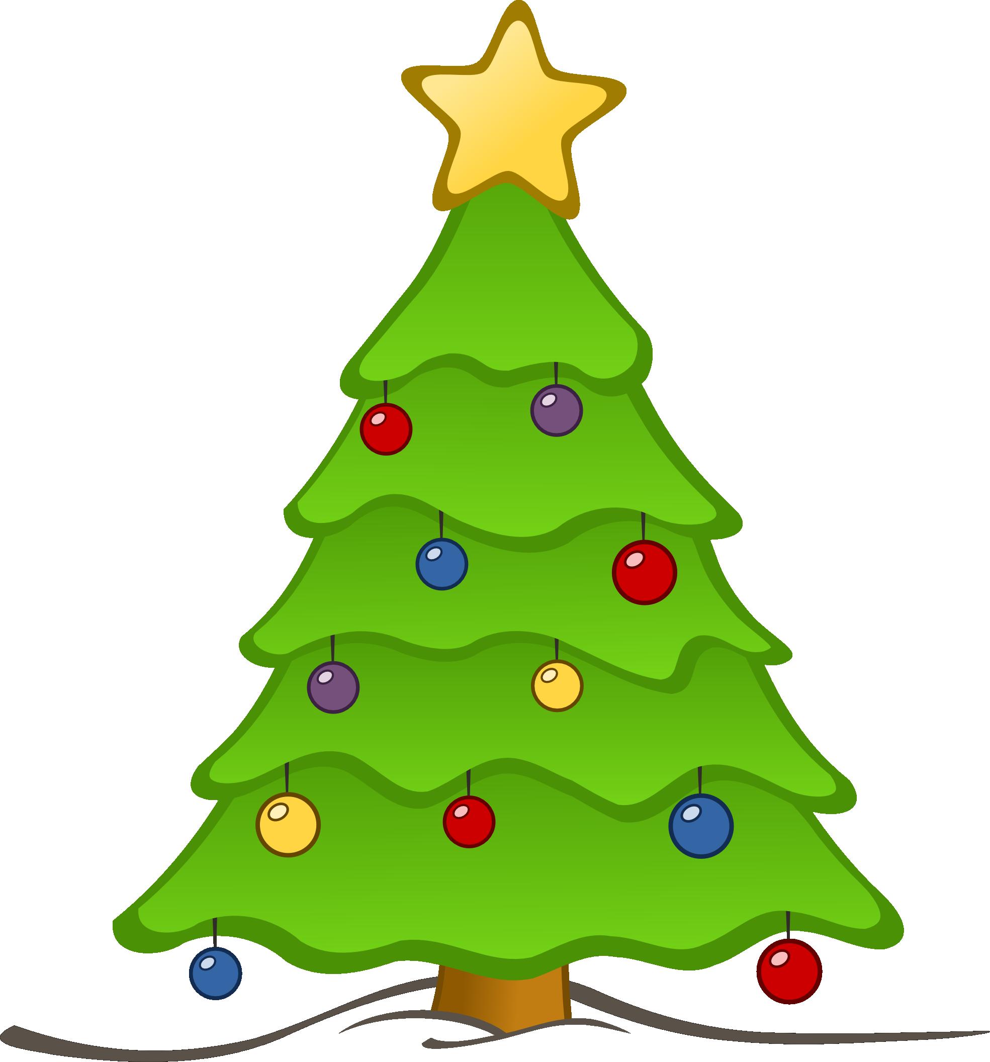Christmas Tree Clip Art-Christmas Tree Clip Art-0
