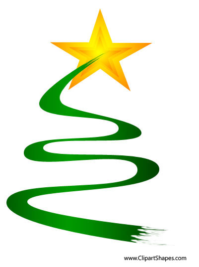 Christmas Tree Clip Art-Christmas Tree Clip Art-6