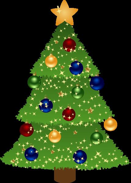 Christmas Tree Clip - clipartall-Christmas Tree Clip - clipartall-6