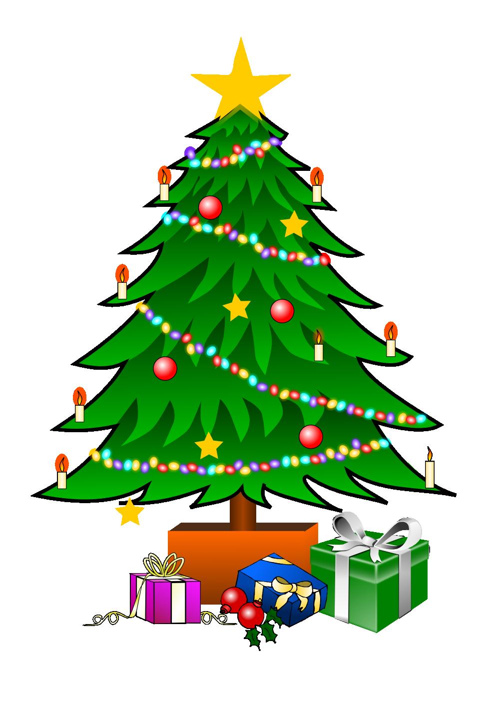 christmas tree clipart-christmas tree clipart-18