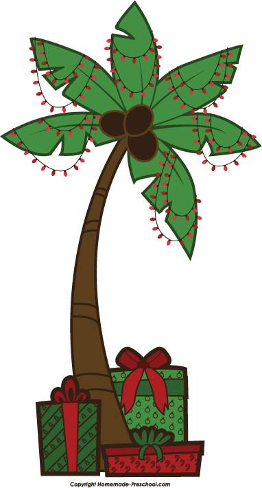 Christmas Tree Palm Tree Png