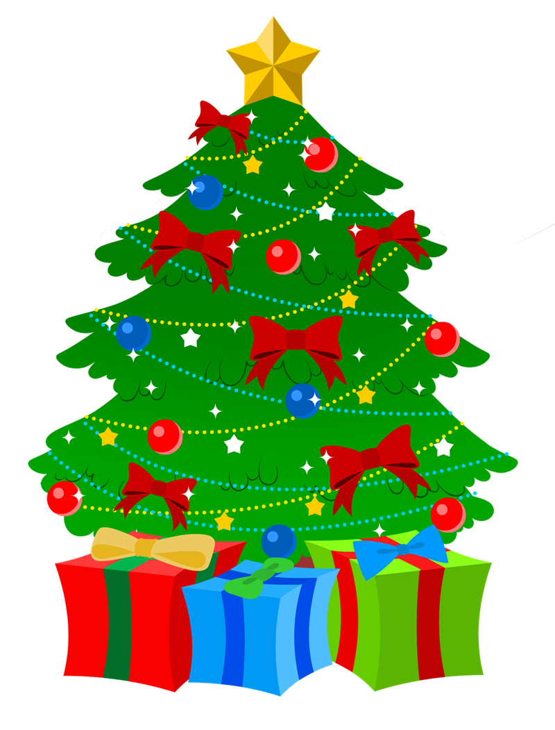 Christmas Trees Clip Art - Clipartall-Christmas Trees Clip Art - clipartall-9