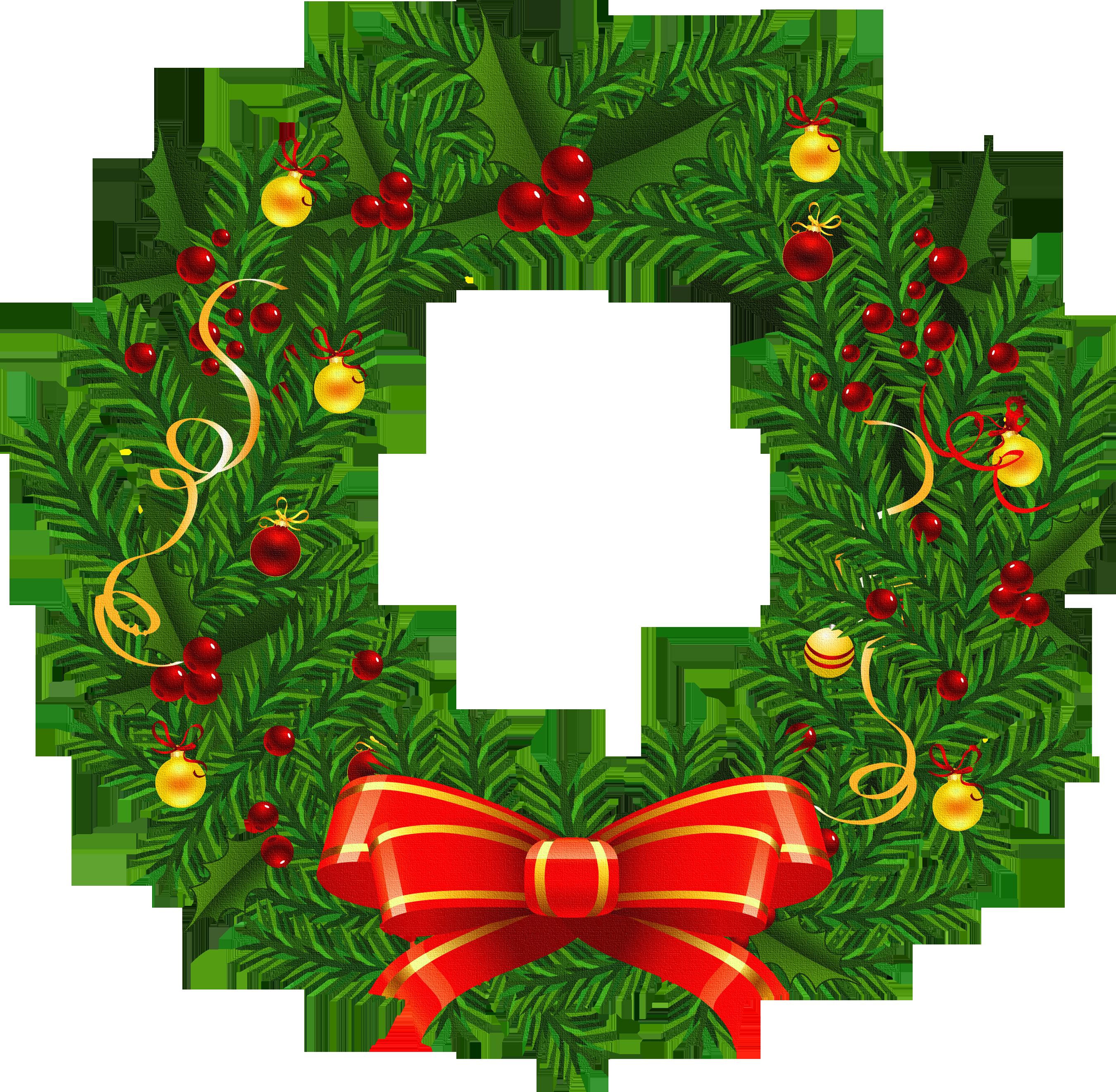 Christmas Wreaths Pictures Clip Art Clip-Christmas Wreaths Pictures Clip Art Clipart Best-10