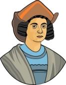 Christopher Columbus Clipart Size: 46 Kb-Christopher Columbus Clipart Size: 46 Kb From: Explorers-16