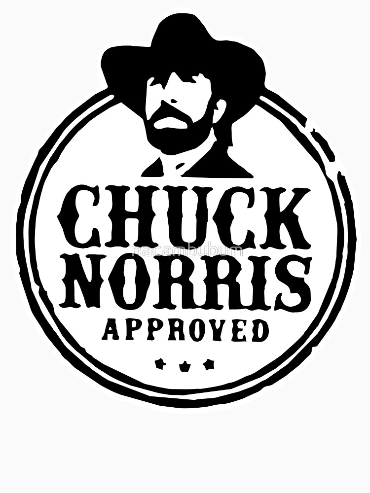 CHUCK NORRIS By Nacambubum-CHUCK NORRIS by nacambubum-4