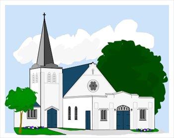 church-1 - Free Church Clipart