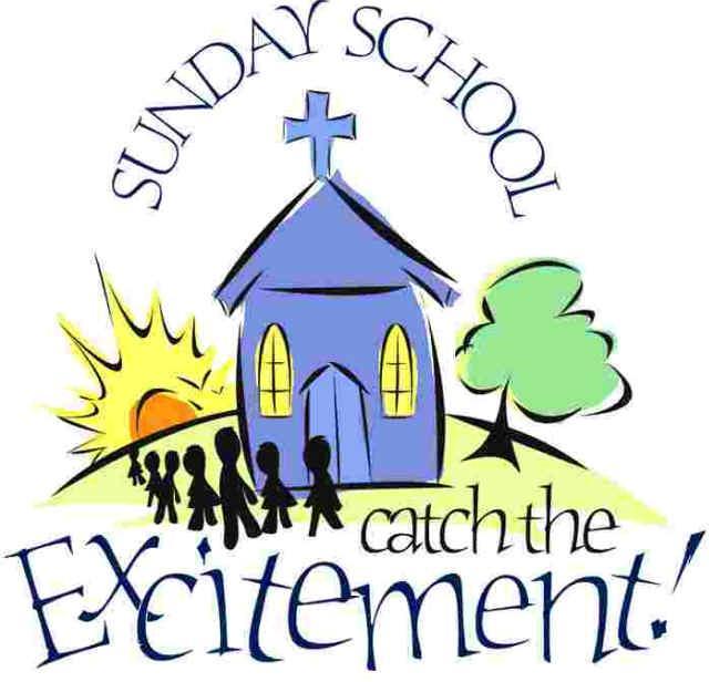 church kids clipart