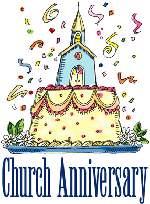 Church Anniversary Graphics (Good Galleries)