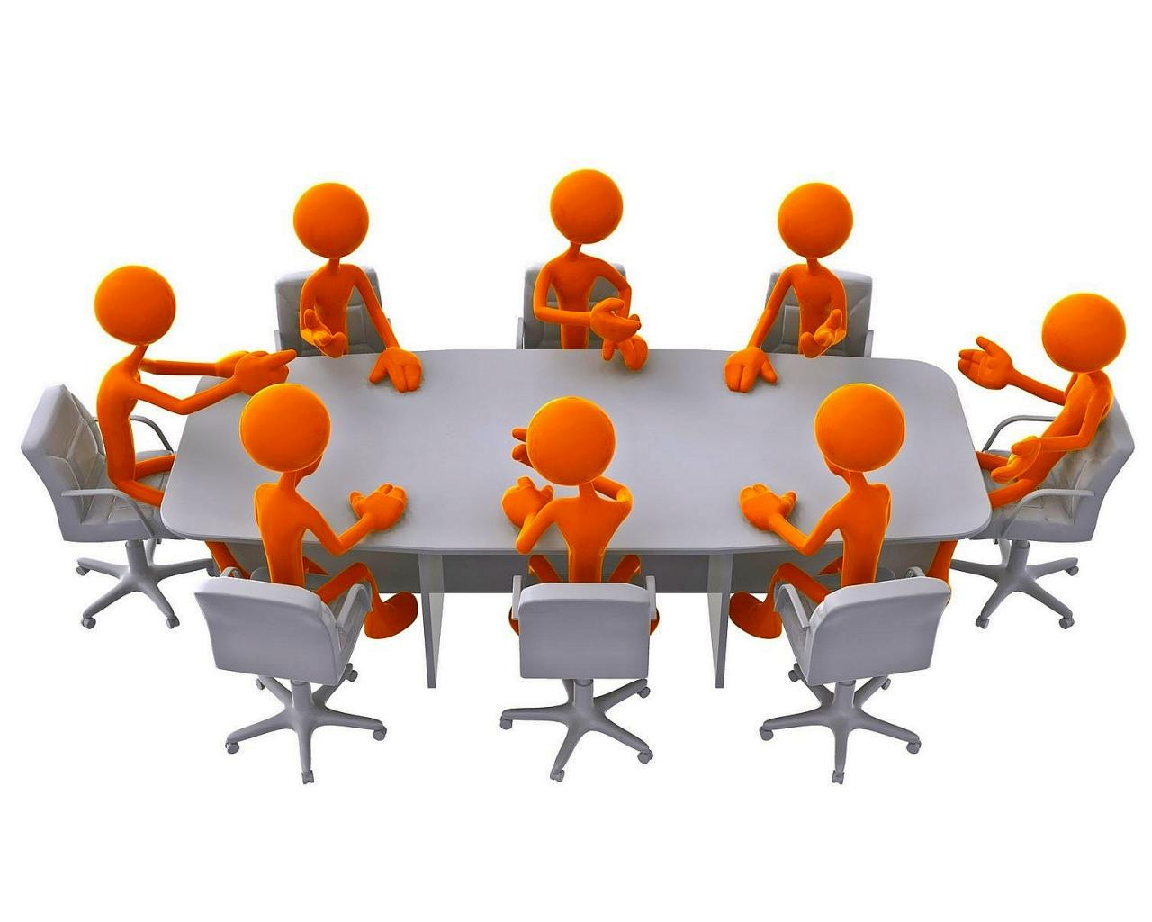Church Board Meeting Clipart Board Meeting Clip Art