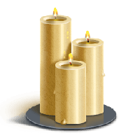 Church Candles Png PNG Image-Church Candles Png PNG Image-0