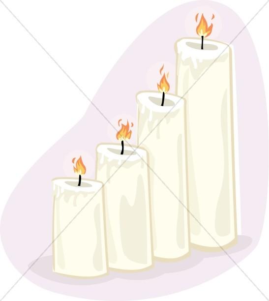Four Altar Candles-Four Altar Candles-6