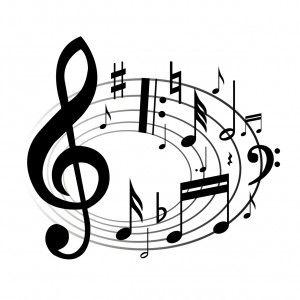 church choir clipart | music-notes-Clip-art