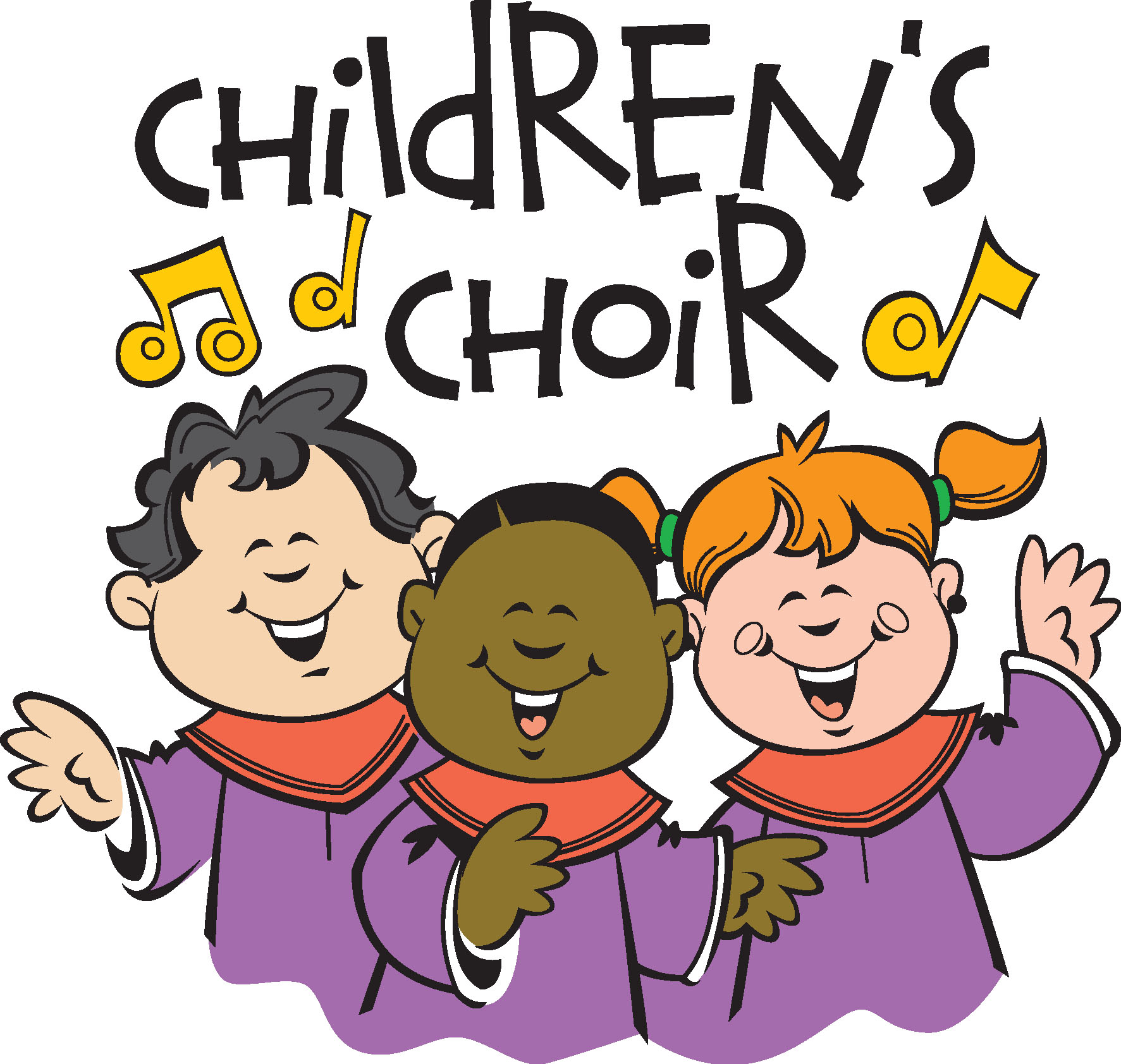 Church Choirs Clip Art