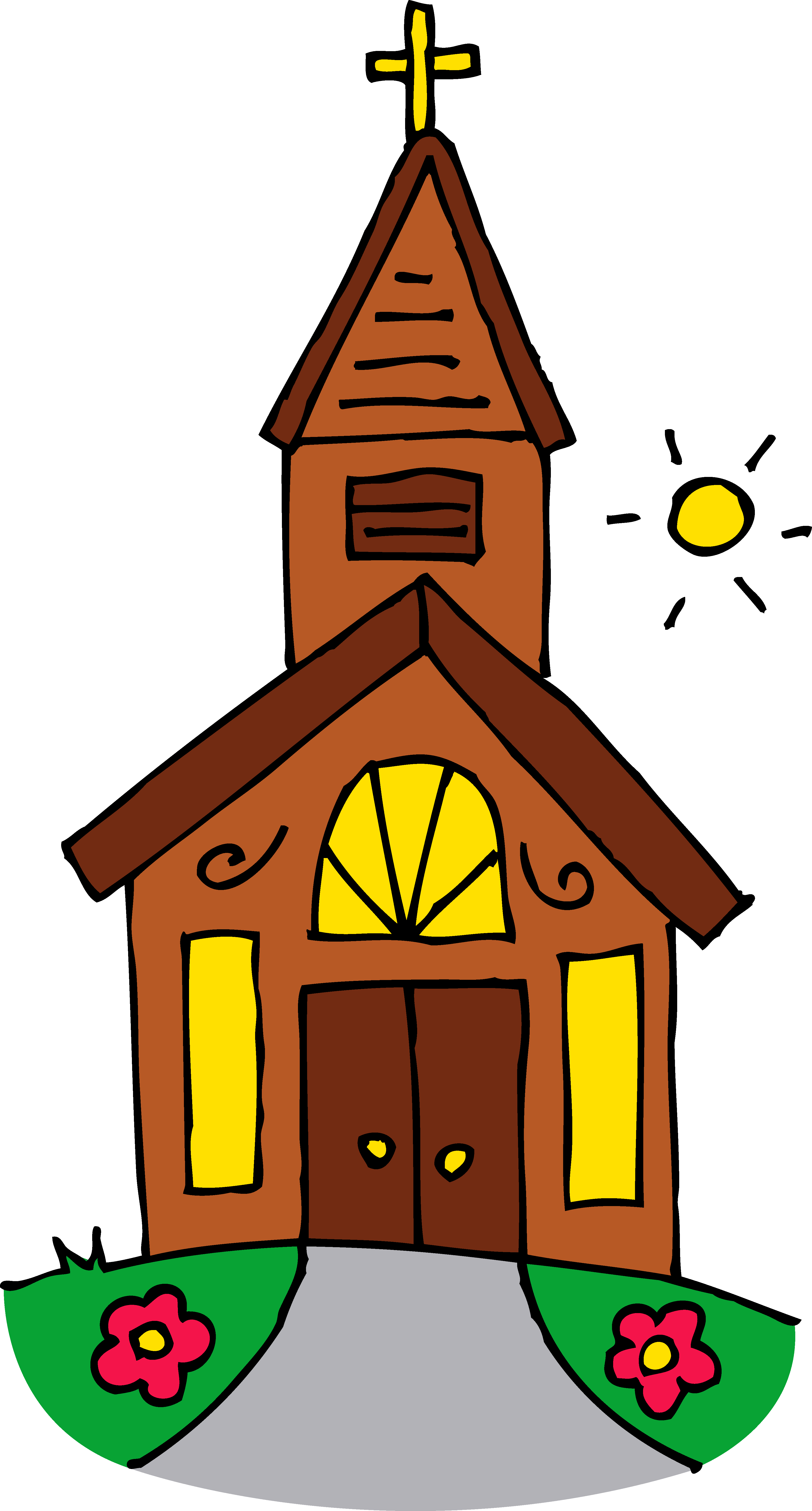 Church Clip Art - Blogsbeta - Free Church Clipart