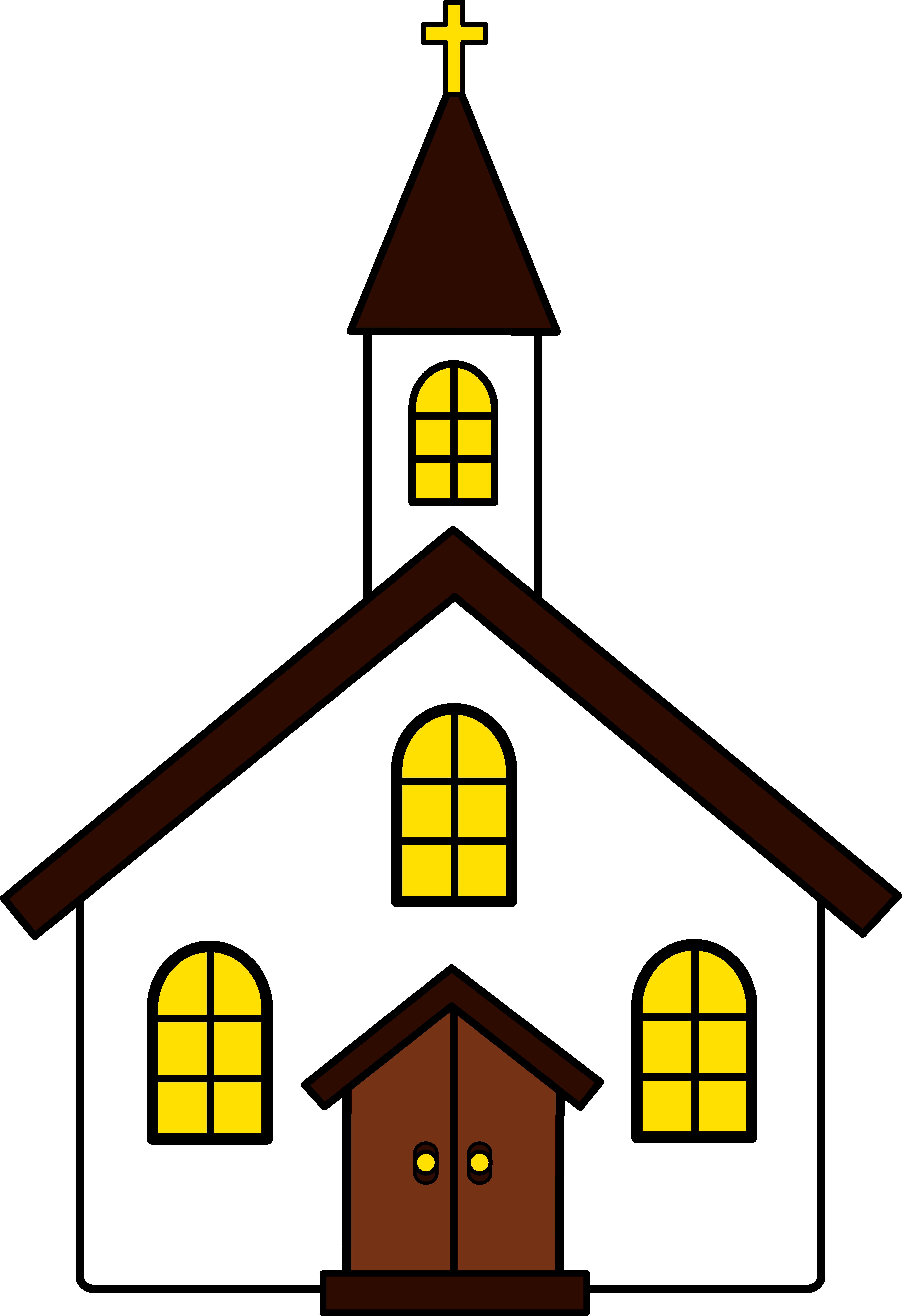 Church Clip Art-Church Clip Art-8