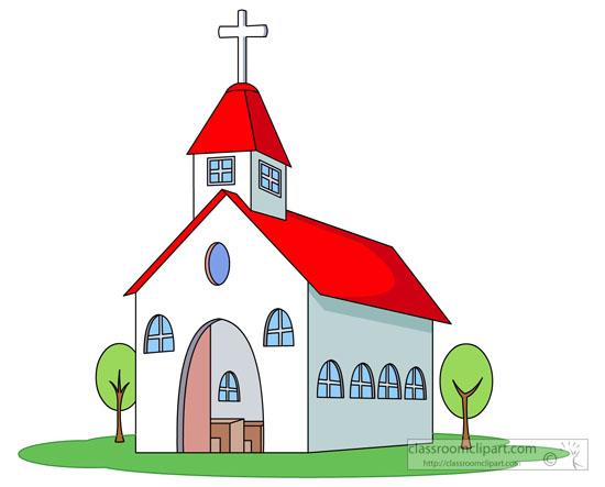 Church clipart on clip art free and church