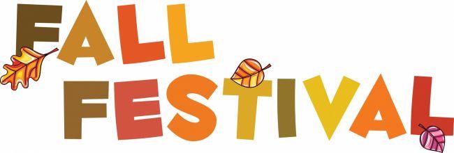 Church Fall Festival Clipart