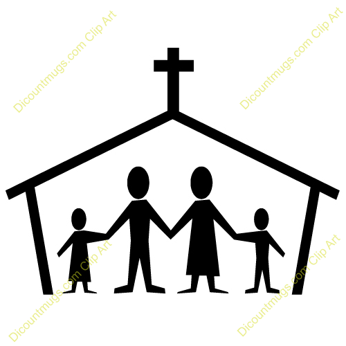Church Homecoming Clipart . - Free Church Clipart