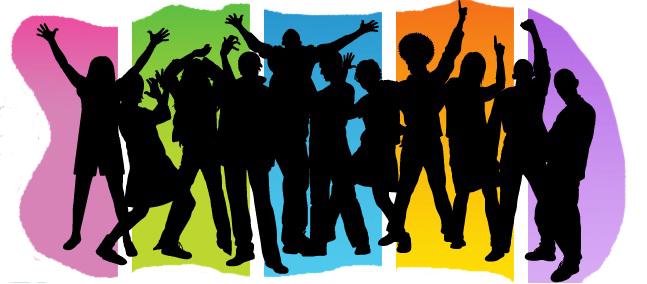 Church Youth Clipart - Youth Group Clipart