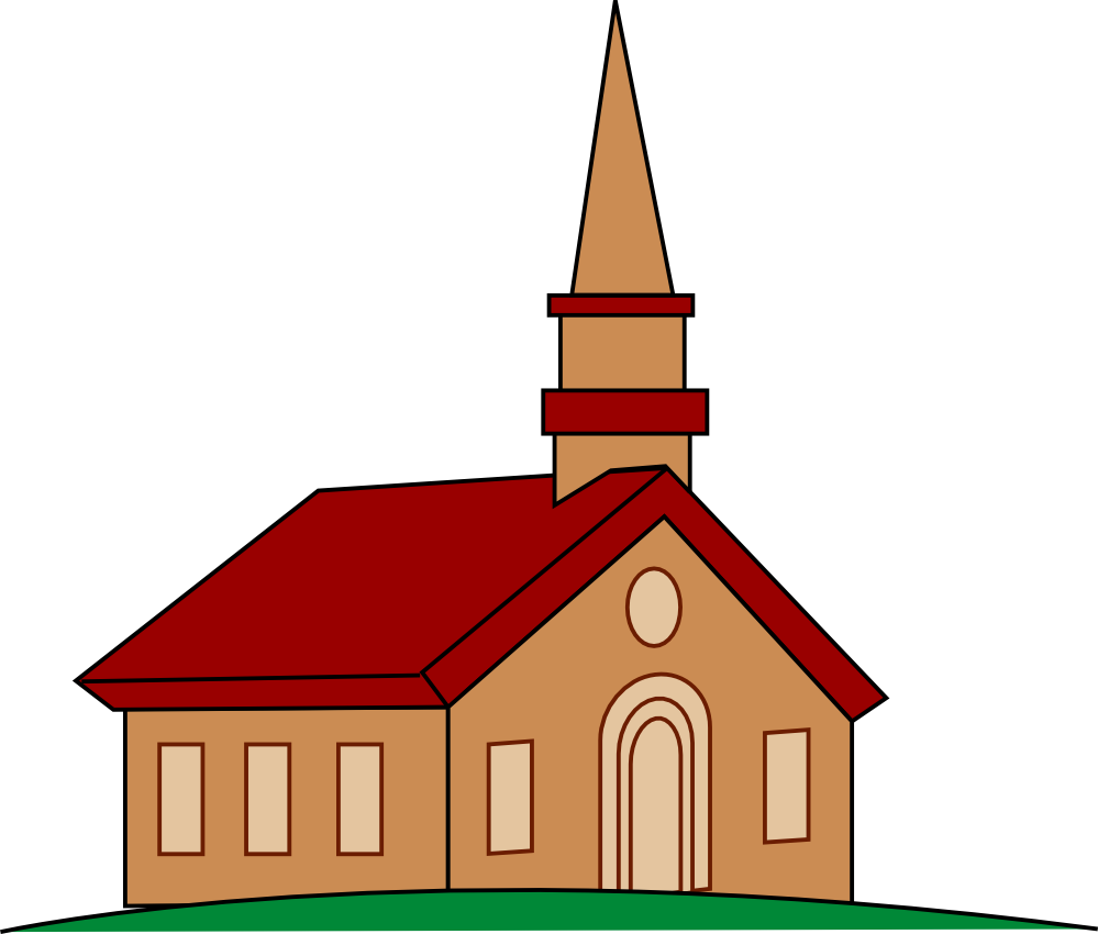 Church3 - Free Church Clipart