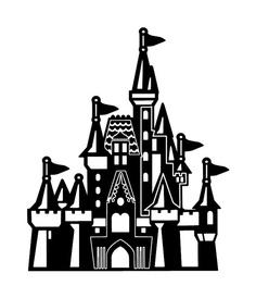Cinderella Castle Clip Art-cinderella castle clip art-1
