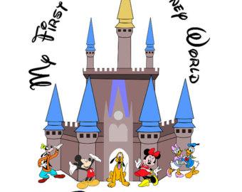 Cinderella Castle Clip Art-cinderella castle clip art-2