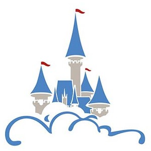 Cinderella Castle Clipart Best