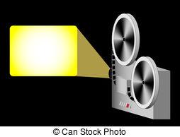 ... Cinema projector illustration-... Cinema projector illustration-17