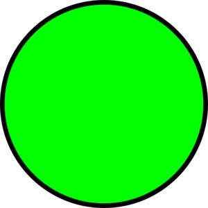 Circle. Pink Circle Clipart