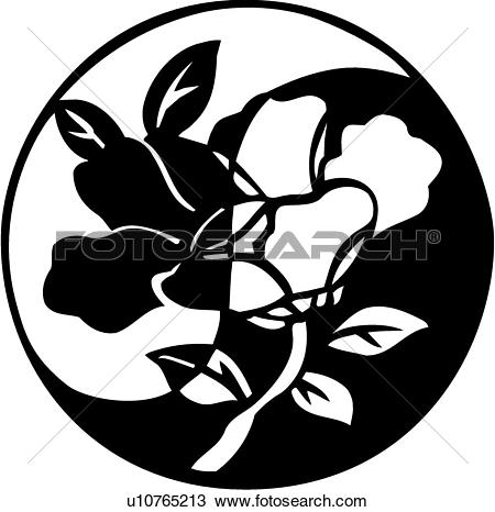 circle, religion, yang, yin,