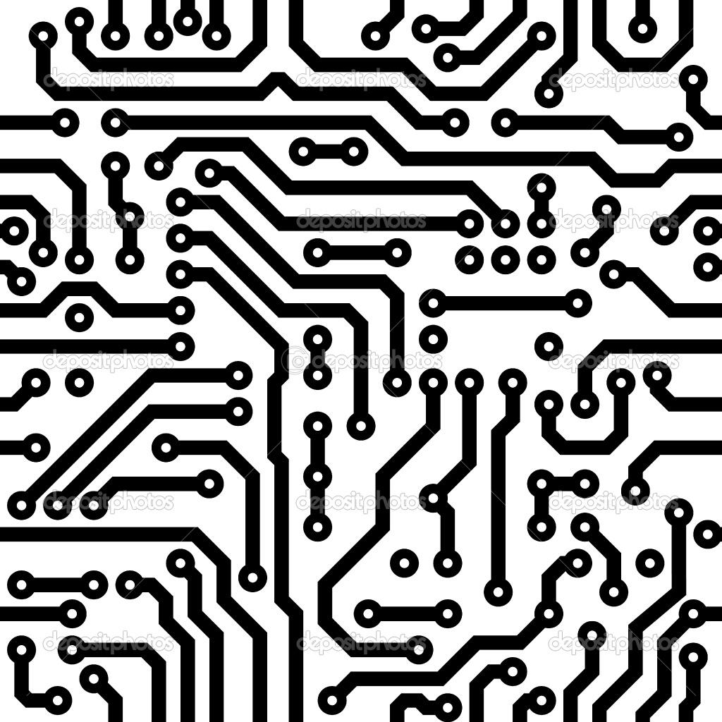 Circuit Board Clipart