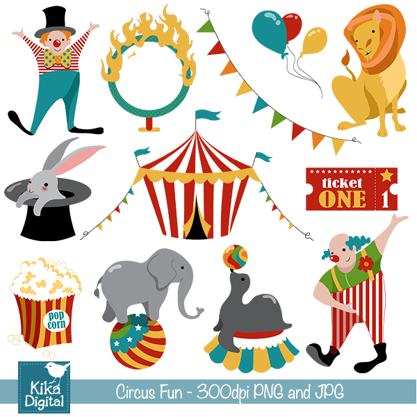 Circus Clipart-circus clipart-4