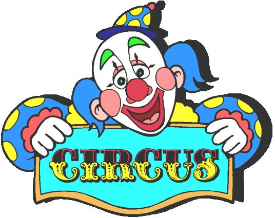 Circus clip art free clipart