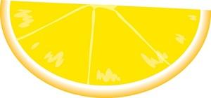 Citrus clipart image lemon we - Lemon Slice Clip Art