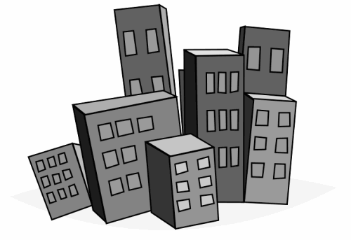 City Clipart Buildings City City Clipart Png Html