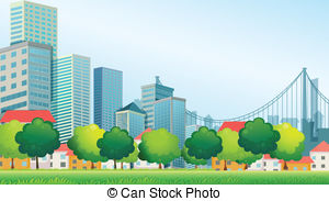 City Clipart: In The City Clipart-City clipart: in the city clipart-4