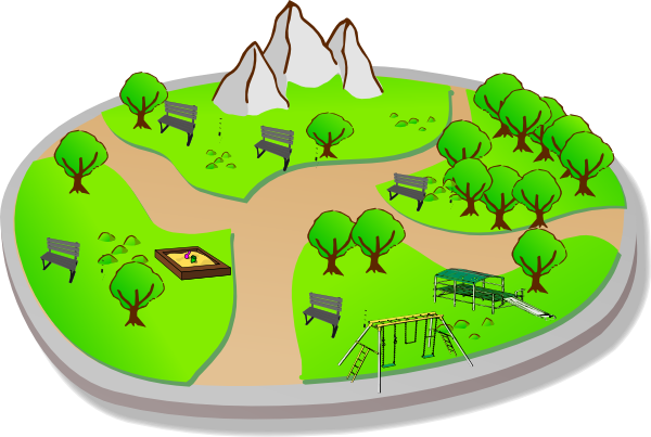 City Park Clip Art At Clker Com Vector C-City Park Clip Art At Clker Com Vector Clip Art Online Royalty Free-3